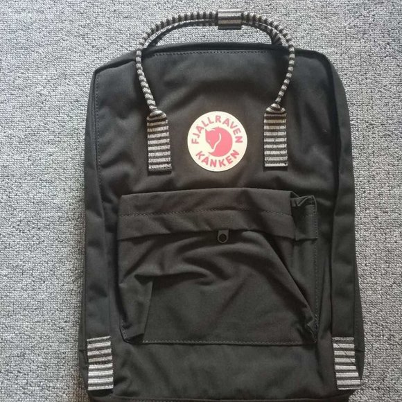 Fjallraven Handbags - New Fjallraven Kanken Classic Backpack Black